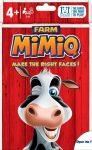 MimiQ - Farm grimaszpárbaj kártyajáték