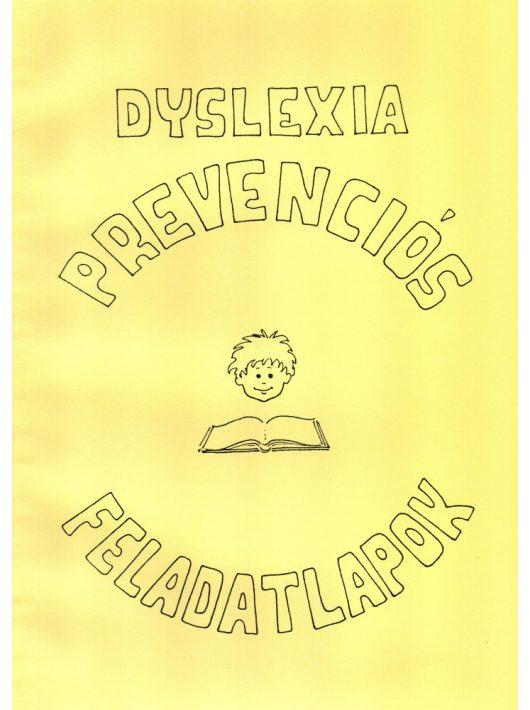 Dyslexia prevenciós feladatlapok