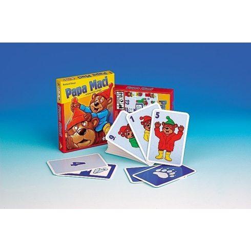 Papa Maci figyelemfejlesztő kártyajáték