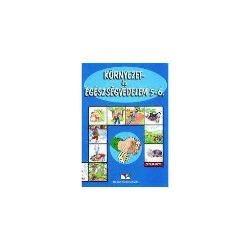 Környezet és egészségvédelem 5-6. munkatankönyv