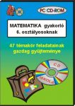 Matematika gyakorló 6.osztályos