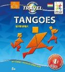 Magnetic Travel Tangoes Emberek / Mágneses Úti Tangram