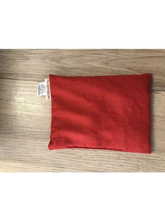 Babzsák mozgásfejlesztéshez , piros, mosható