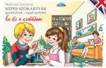 Én és a családom Képes szókártyák gyerekeknek - angol nyelv tanulásához