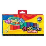 Colorino 12db-os színes gyurmakészlet