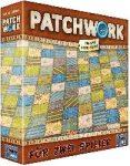 Patchwork logikai - stratégiai játék 2 játékos részére