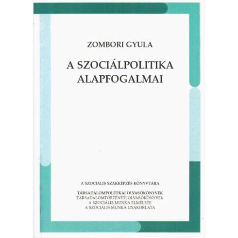 A szociálpolitika alapfogalmai