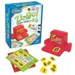 Zingo 1-2-3 társasjáték