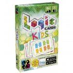 Logic Cards Kids logikai kártyajáték (gyerekeknek) - Brain Games