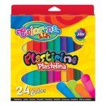 Colorino 24db-os színes gyurmakészlet