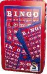 Bingo  fémdobozos