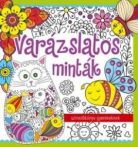 varázslatos minták  Színezőkönyv gyerekeknek