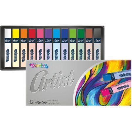 Colorino Artist 12db-os porpasztellkészlet