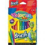 Colorino 10db-os ecsetvégû filctollkészlet
