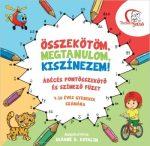 Összekötöm, megtanulom, kiszínezem! - Ábécés pontösszekötő és színező füzet 4-10 éves gyerekek számára