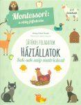 Játékos feladatok  Háziállatok - Montessori: A világ felfedezése