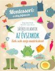 Játékos feladatok Az évszakok – Montessori: A világ felfedezése