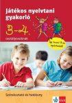 Játékos nyelvtani gyakorló 3. és 4. osztályosoknak