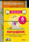 Sirályrömi - Sirályrejtvény /Kártyajáték Bosnyák Viktória A sirály a király? című regénye alapján