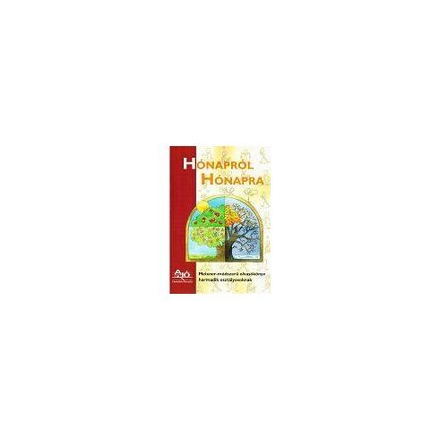 Hónapról hónapra 3.oszt. Meixner-módszerű olvasókönyv
