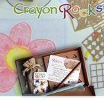 Kavicskréta - Crayon Rocks Rubeez - művészdoboz