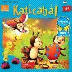 Katicabál -  mágneses  társasjáték - kooperatív  játék