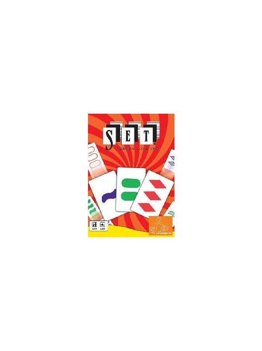 Set kártyajáték SET / A felismerés családi játéka