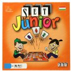 SET Junior - set junior a felismerés játéka kicsiknek