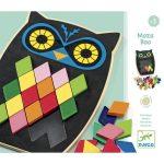 Képkirakó - Színes mozaik  - Szín és formaegyeztető játék