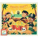 Kalóz party  5 társasjáték egy dobozban