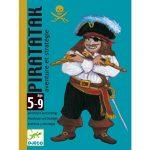 Kártyajáték - Piratatak taktikai