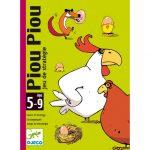 Kártyajáték - Piou Piou - taktikai