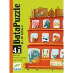 Bata puzzle - képkirakó Kártyajáték
