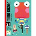 Grimaszoló - Mimo Rigolo - Kártyajáték