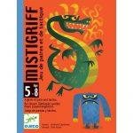 Szörnyecskés taktikai kártyajáték - Mistigriff