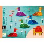 Logi-kacsa-láb - Crazy Ducks - Logikai  kártyajáték
