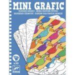 Mini grafika - Állati színező