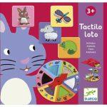 Tapintható állatok - Tactilo lotto