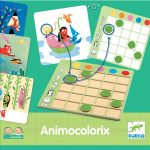 Színtaláló - Animo Colorix -  Szin és formaegyeztető játék