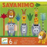 Vadászat - Savanimo -Gondolkodás,cselekvés összekapcsolása