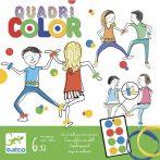 Színérintő - Quadricolor -Társasjáték