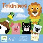 Folanimos - beszédfejlesztés,hangutánzás - Társasjáték