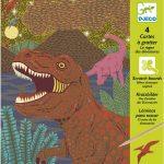 Karckép technika - Dinosaurszok