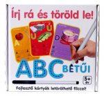 Írj rá és töröld le! - ABC