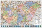 Magyarország közigazgatása + Magyarország domborzata tanulói munkalap