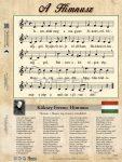 A Himnusz és a Szózat  fixi tanulói munkalap
