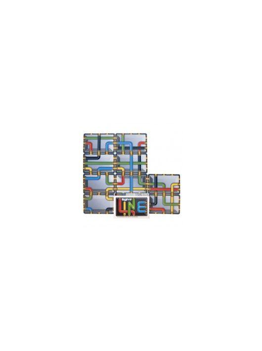 Light Line csőrendszerek kártya