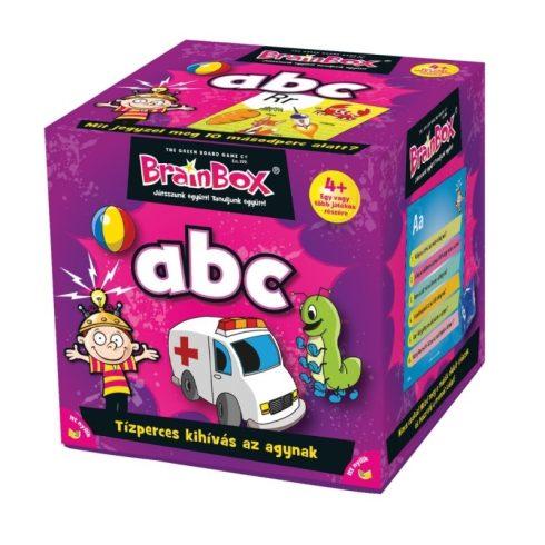 Brainbox - ABC   Mit jegyzel meg 10 mp alatt?