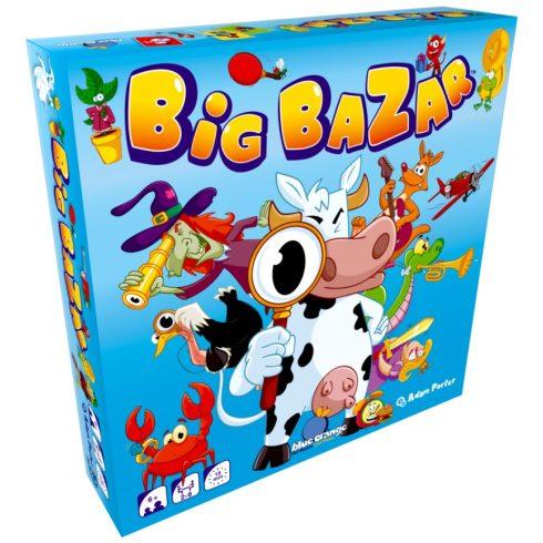 Big Bazar - Figyelem,gyorsasági társasjáték