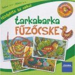 Óvodások játéktára Tarkabarka fűzőcske